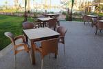 Стифиращи пластмасови столове на промоция