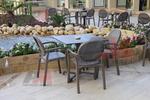 Стифиращи пластмасови столове за лятно заведение