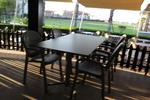 Градински пластмасови столове