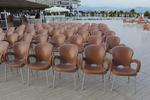 Пластмасови столове за градина