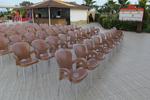 Пластмасови столове за градина, промоция