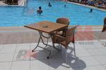 Пластмасови столове с ниска цена, с доставка