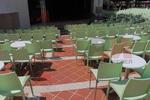 Устойчиви столове с ниска цена, от пластмаса