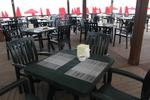 Пластмасови зелени столове промоция