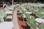 Пластмасови столове за кафене, промоция