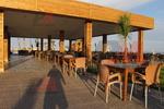 Устойчиви пластмасови столове за кафене