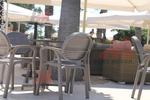 Столове от пластмаса за градина, за външно ползване
