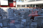 Пластмасови здрави столове за кефенета