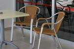 Стол от метал за дома,заведението,хотела,градината