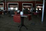 Дизайнерски бази за маса за кафене