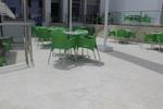 Качествена основа за маса за градини