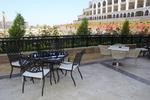 Устойчиви столове от метал за кафене