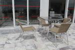 Евтини метални столове за открито