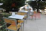 Евтини метални столове за градината