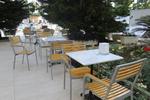 Метални столове за открито цени