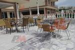 Метални столове,подходящи и за плаж