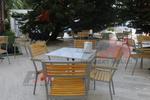 стол от метал за открито заведение