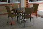 Метални столове за ресторанти с различни визии
