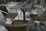 Столове от метал за заведения за външно ползване