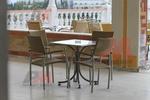Устойчиви столове от метал за заведения