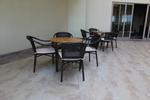 метален стол за заведение за външно и вътрешно ползване