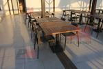 База за маса за кафене за външно ползване