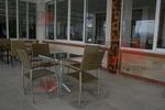 Универсален стол от метал за вътрешно и външно използване цени
