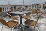 Метални столове,подходящи и за навън цени
