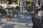 Основи за маси за хотели, за външно ползване