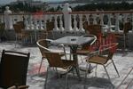Здрав стол от метал за дома,заведението,басейна,градината
