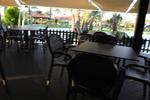 Устойчива стойка за маса за кафене