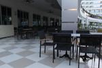Основа за бар маса за екстериор за кафене