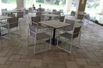 Качествени стойки за маса за вътрешно и външно използване
