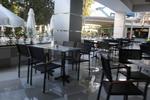 Модерна стойка за маса за кафене