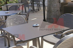 Стойка за Вашата маса за градина, от високоустойчиви материали