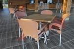 Комбинирана стойка за маса