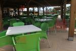 База за бар маса за екстериор за ресторант