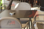 Уникални стойки за маси за кафенета