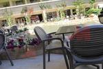 Олекотени стойки за маси за кафенета
