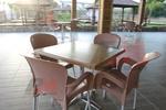Основа за Вашата маса за кафене, от високоустойчиви материали