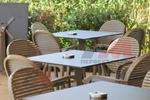 Устойчиви основи за маси за ресторанти
