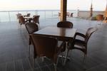 Плот за маса с дизайн за заведение