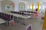 Дизайнерски плотове за маса от верзалит за бар на плажа