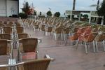 Градински столове от алуминии за плаж