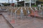 Алуминиеви столове за кафене