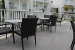 Алуминиева маса за хотел