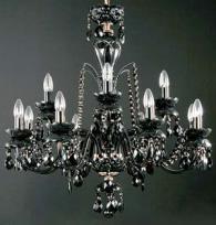 Кристален полилей,сребро,черен-JWZ102122101-9-1