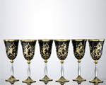 Кристален сервиз 6 чаши за вода