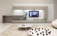 секция млечен дъб-ПРОМОЦИЯ от Перфект Мебел
