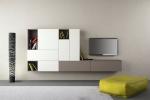 Модулна мебелировка за дневна по поръчка за  София по-поръчка
